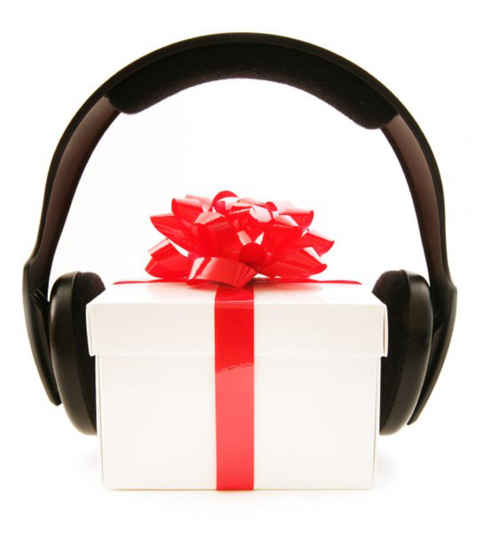 Музыка песенка в подарок